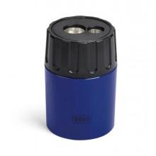 26516 - Temperamatite 2 Fori 430 C/Contenitore Lebez - CONF.10 -