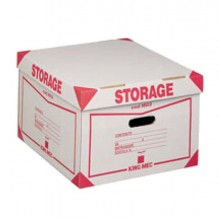 Contenitore Storage (1603) Con Coperchio 38.5X26.4X39.7Cm 00160300 - CONF.12