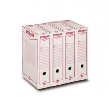 Scatola Archivio Storage (1601) A4 8.5X31.5X22.3Cm 00160100 - CONF.32