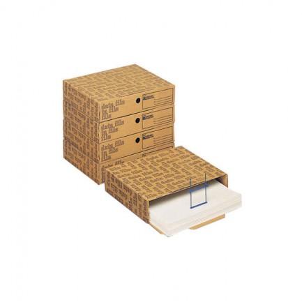 30376 - Scatola Archivio Data File (402) 39X8X30.5Cm 00040200 - CONF.6 -