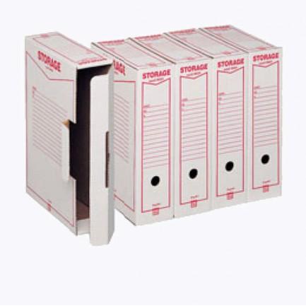 31809 - Scatola Archivio Storage (1602) Legale 9X37X26Cm 00160200 - CONF.32 -