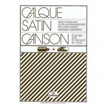 34647 - Blocco Carta Lucida Manuale A3 50fg 90gr Canson -