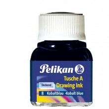 36333 - Inchiostro Di China 523 Blu Cobalto 8 10Ml Pelikan - CONF.10 -
