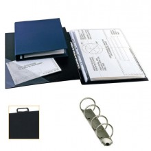 Raccoglitore Sanremo 2000 30 4R Nero 50x70Cm Libro Sei Rota