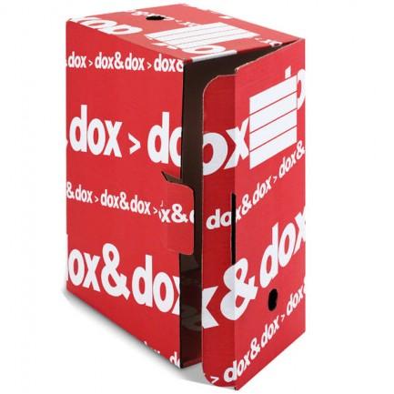 45638 - Scatola Archivio Doxdox 17X35X25 1600174 - CONF.12 -