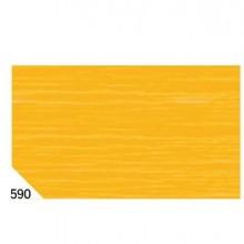 46550 - 10Rt Carta Crespa Arancio 590 (50x250Cm) gr.60 Sadoch -