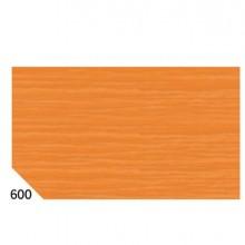 46551 - 10Rt Carta Crespa Arancione 600 (50x250Cm) gr.60 Sadoch -