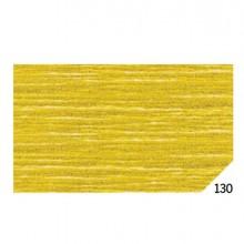 46567 - 10Rt Carta Crespa Oro Metal 130 (50x150Cm) Sadoch -
