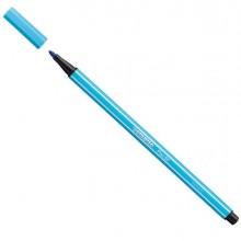 Pennarello Stabilo Pen 68/57 Azzurro - CONF.10