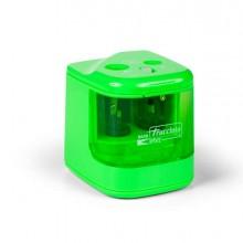 47890 - Temperamatite A Batteria 2 Fori con Contenitore 4306 Lebez -