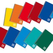 48698 - Maxiquaderno A4 Spiralato 5Mm C/Fori 80Gr 60Fg One Color Blasetti 1155 - CONF.5 -