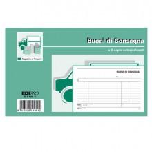 50280 - Blocco Buoni Di Consegna 50/50 10x17Cm Ric E5196C -