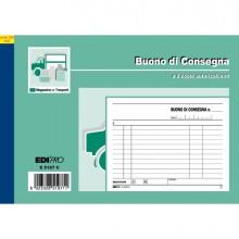 50294 - Blocco Buoni Di Consegna 50/50 12x17,5Cm Ric E5197C -