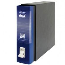 Registratore Dox 2 Blu Dorso 8Cm F.To Protocollo Esselte