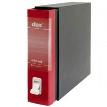 Registratore Dox 2 Rosso Dorso 8Cm F.To Protocollo Esselte