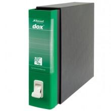 Registratore Dox 2 Verde Dorso 8Cm F.To Protocollo Esselte