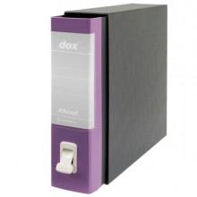 Registratore Dox 2 Lilla 8Cm F.To Protocollo Esselte