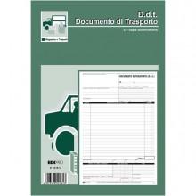52013 - Blocco Ddt 29,7x21Cm 25fg 4 Copie Autoricalcante E5218C Edipro -