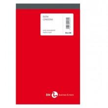 53583 - Blocco Buoni Di Consegna 50/50 165x120mm Ric Art360 Bm -