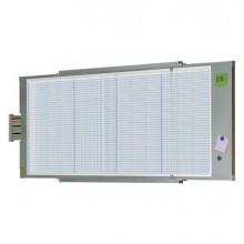 53820 - Performance Plus Planning Gantt Magnetico Annuale 60x185Cm -
