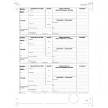 55799 - 250 Modelli Meccanogr. Carico/Scarico Rifiuti x Detentori (A) 12x24 E2866 -