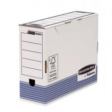 Scatola Archivio A4 Dorso 100Mm Bankers Box System 0026501 - CONF.10
