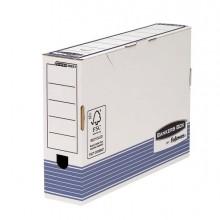 Scatola Archivio Legale Dorso 83Mm Bankers Box System 0023701 - CONF.10