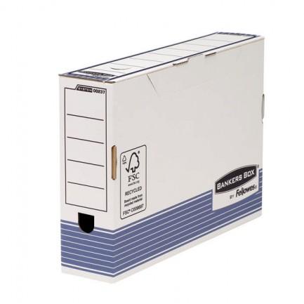 56585 - Scatola Archivio Legale Dorso 83Mm Bankers Box System 0023701 - CONF.10 -