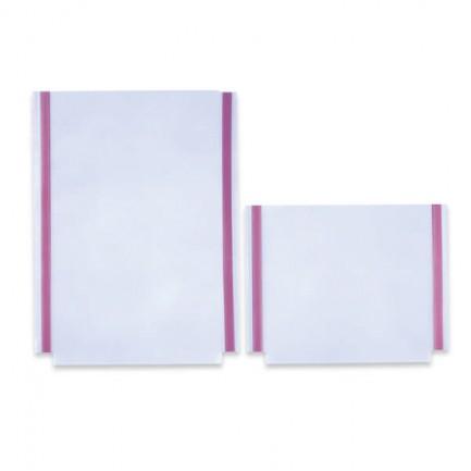 56694 - 10 Tasche Adesive Gs Con Soffietto 22x30Cm -