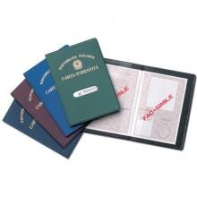 58033 - Display 24 Porta Carta D'Identita' -