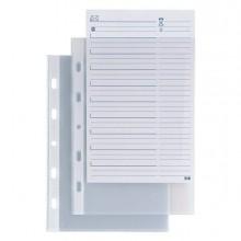 58683 - 10 Intercalari Completo Telex 4 15x21Cm Sei Rota -