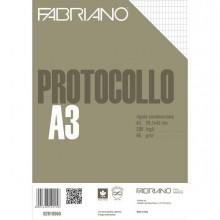 58729 - Protocollo A4 Commerciale 200fg 60gr Fabriano -
