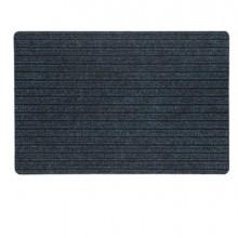 Zerbino Asciugapassi Kent 50x80Cm grigio Antracite Velcoc