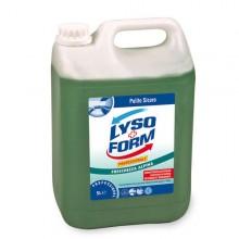 60996 - Detergente Pavimenti Disinfettante Lysoform 5 Litri Freschezza Alpina -