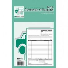 61712 - Blocco Ddt 23x14,8Cm 33fg 3 Copie Autoric. E5215Ct -