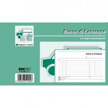 61716 - Blocco Buoni Consegna 10x17Cm 33fg 3 Copie Autoric. E5199Ct -