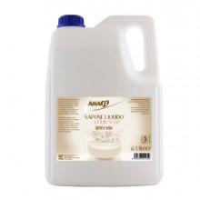 62201 - Detergente Liquido Mani Latte 5 Litri -