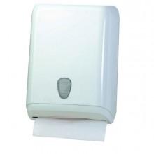 64272 - Dispenser Asciugamani Piegati Bianco Mar Plast -
