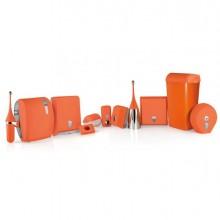 64282 - Dispenser Carta Igienica Midi Jumbo diam.23Cm Orange Soft Touch -