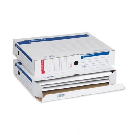 64409 - Scatola Archivio Memory Xl A3 30X42 Dorso 8Cm 673205 - CONF.10 -