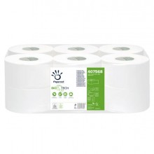 67490 - Carta Igienica Minijumbo Microgofrata 150Mt Biotech 407568 - CONF.12 -