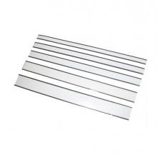 68672 - Blister 20 Etichette Magnetiche 40x100mm Scrivibili E Cancellabili Markin -