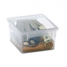 71053 - Contenitore Multiuso 17,8x20,4x H10Cm - 2,5Lt Light Box S/2 -