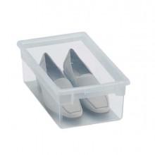71055 - Contenitore Multiuso 19x33,4x H11Cm - 5Lt Light Box xs -