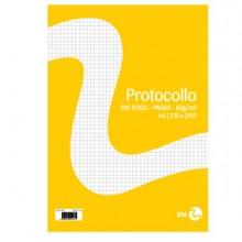 71067 - Fogli Protocollo A4 60gr 20fg 5mm Bm -
