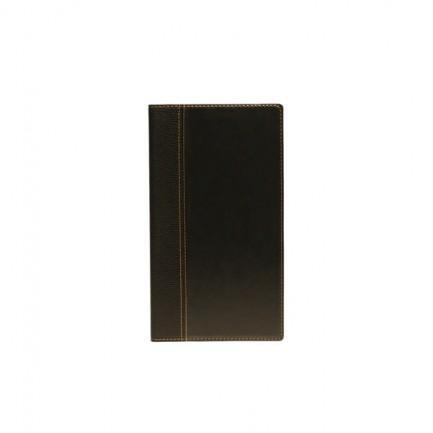 71605 - Portaconto 13x23Cm Nero Trendy -