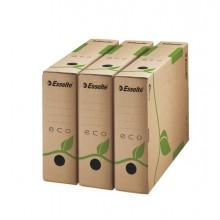 Scatola Archivio Ecobox 80 32,7X23,3X8Cm Esselte 623916 - CONF.25