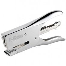 72780 - Cucitrice A Pinza 24/6 - 26/06 Acciaio Cromato Titanium -