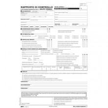 72847 - 25 Rapporti Di Controllo Efficienza Energ.T1 gruppi Term.31x21Cm Snap3C. E9091T1 -