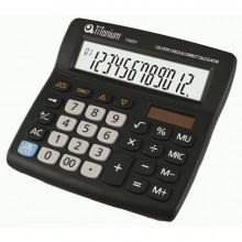 73031 - Calcolatrice Da Tavolo 12 Cifre 73031 Titanium -